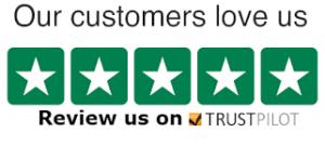 Read our 5 star Trustpilot reviews